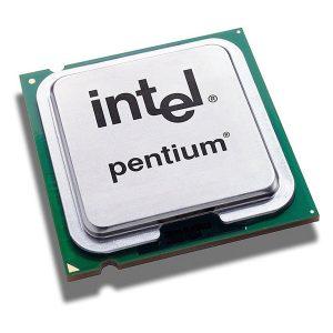 جنس CPU از سیلیکون است.دربرخی از مدل های CPU بیش از یک میلیارد ترانزیستور قرار گرفته است
