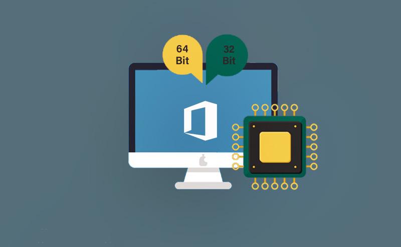 این که معماری کامپیوتر شما 32 یا 64 بیت باشد بستگی به پردزاندهی کامپیوتر شما دارد. بیشتر پردازندههای کامپیوتر در یکی از این دو دسته قرار میگیرند: 64 بیت و 32 بیت .اکثر پردازندههای موجود تولیدشده در سالهای گذشته در دستهی 32 یا 64 بیتی جای میگیرند