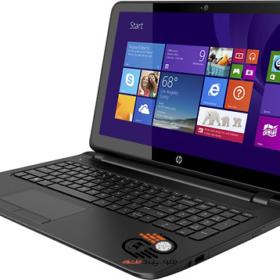لپ تاپ استوک HP 15-f100dx- A8