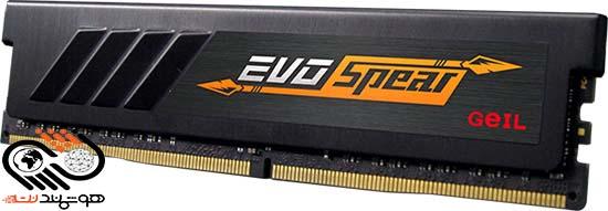 خرید رم GEIL EVO SPEAR 32GB 16GBx2 2400Mhz CL16