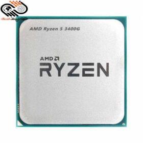 خریدپردازنده ای ام دی Ryzen 5 3400G With Radeon RX Vega 11