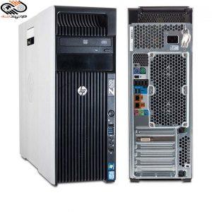 ورک استیشن WorkStation HP Z620 (E5 2660) - Dual CPU