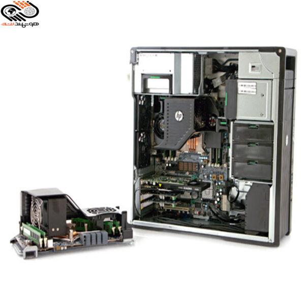ورک استیشن WorkStation HP Z620 (E5 2620) - Dual CPU