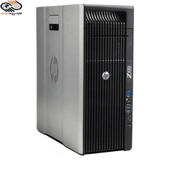 ورک استیشن WorkStation HP Z620 (E5 2640) - Dual CPU