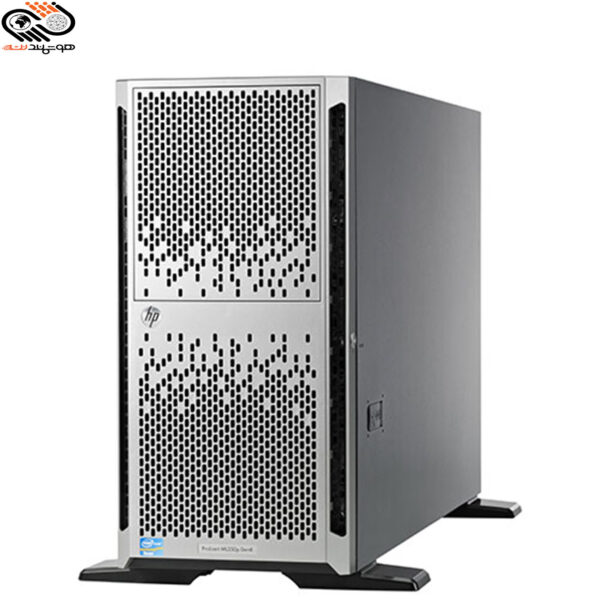 سرور HP ML350 G8 - 8 sff