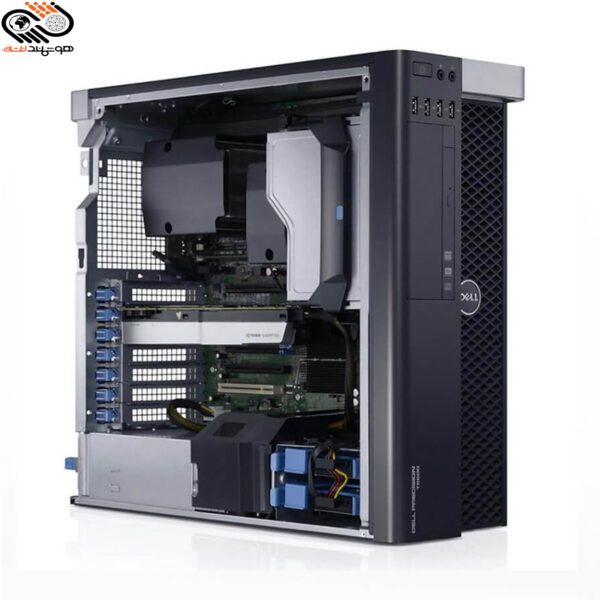ورک استیشن (WorkStation DELL - T5610 (E5 2696