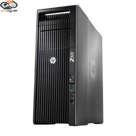 ورک استیشن WorkStation HP Z620 (E5 2640) - Dual CPU