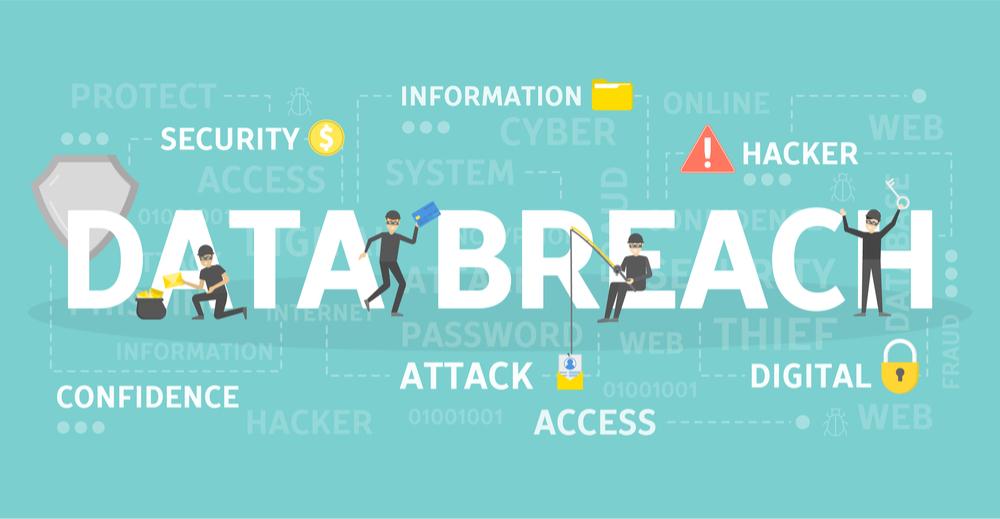 امنیت شبکه-نقض حریم دادهها (Data Breach) چیست وچگونه اتفاق میافتد؟