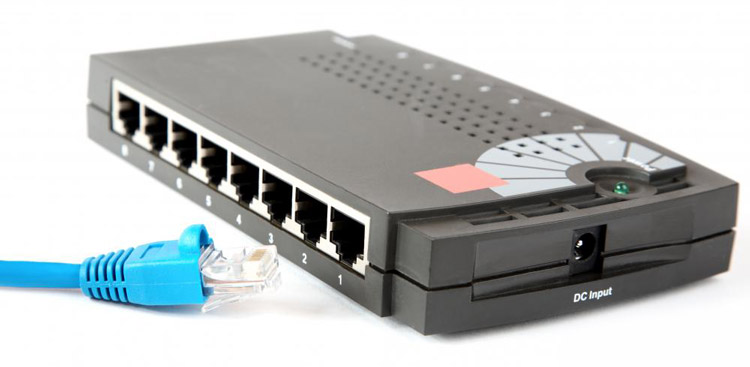 سوییچ شبکه (Network Switch) چیست وچه انواعی دارد؟