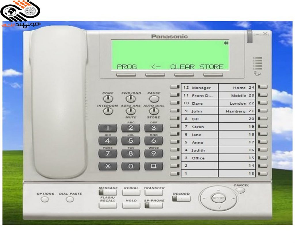تلفن تحت شبکه ویپ یا IP Phone چیست؟
