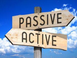 مفهوم passive و active در شبکه چه تفاوتی دارند؟
